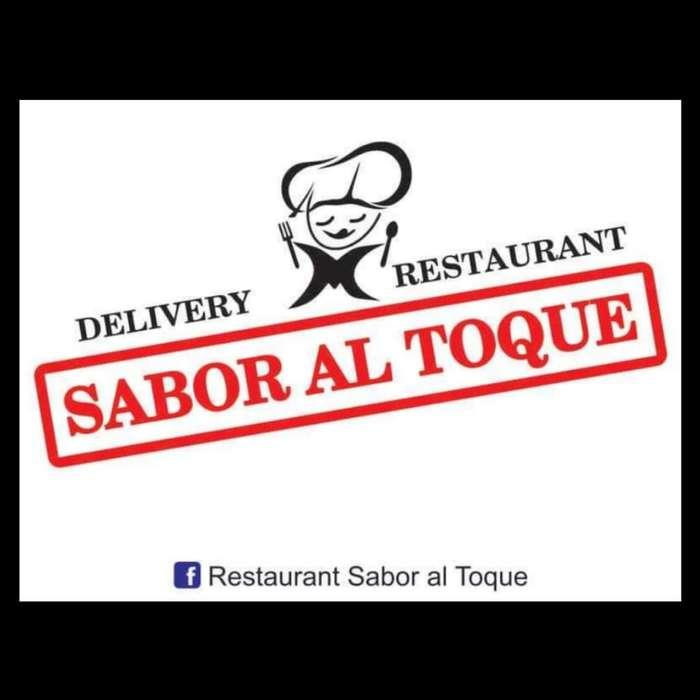 Delivery Restaurant Sabor Al Toque
