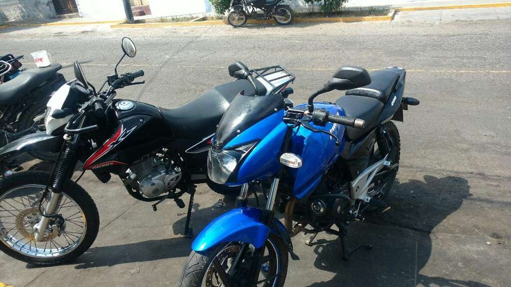 Vendo Motos Xr 150 Y Pulsar 200
