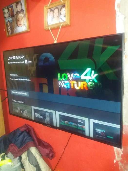 Smart Tv Sony Bravia 4k de 49 Pulgadas