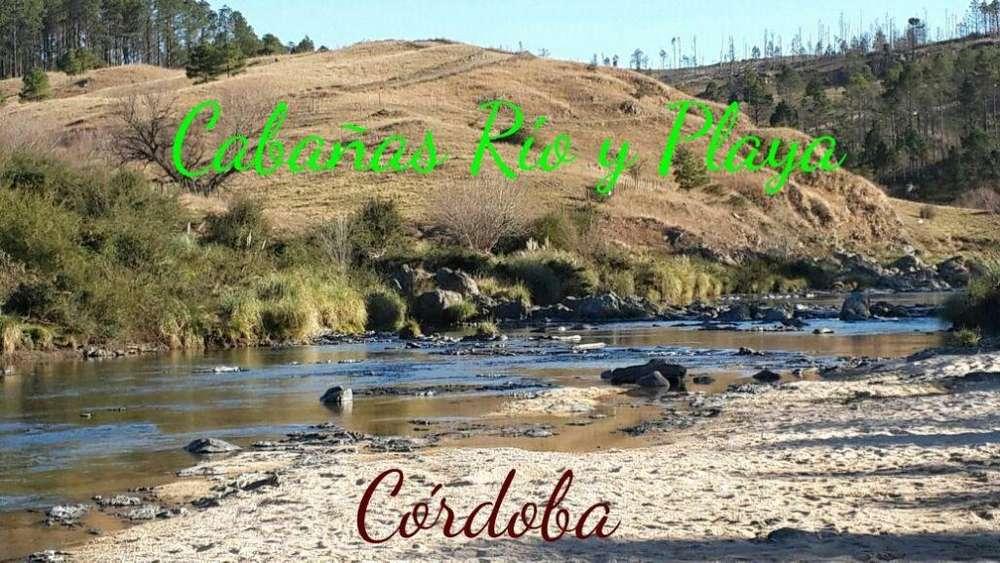 Cabañas Río Y Playa en Intiyaco
