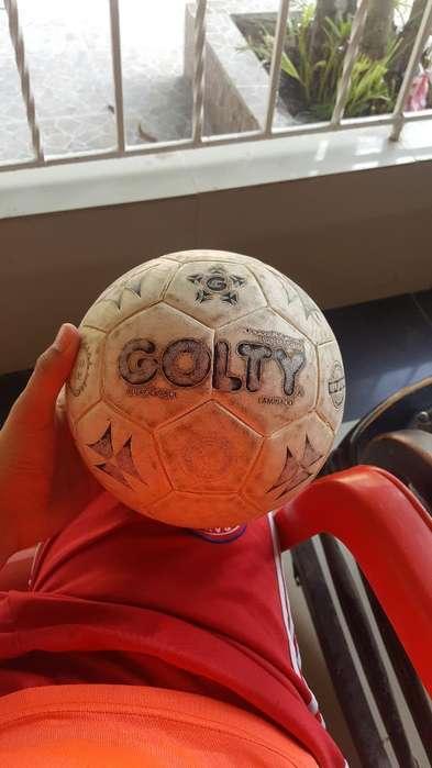 Vendo Balon Golty Original Usado