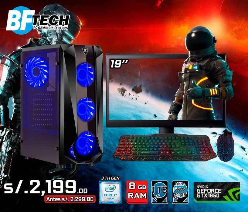 PC GAMING INTEL CORE I7 3TH GEN 17