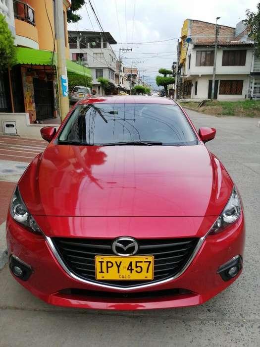 Mazda Mazda 3 2016 - 80000 km