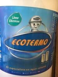 Termotanque Electrico Ecotermo 106Lts