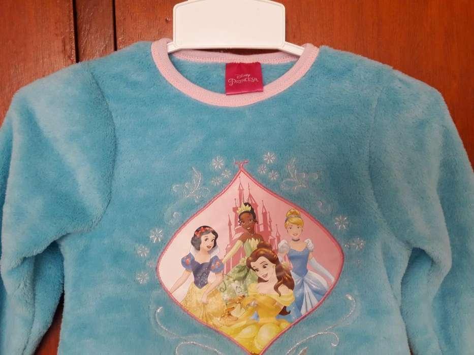 Pijama Princess Talla 2