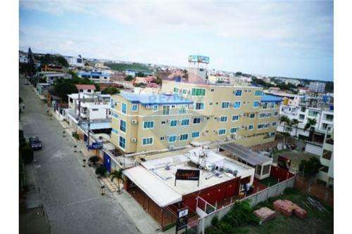 hotel de venta en Manta zona sur