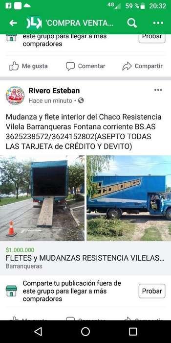 Mudanza Y Flete