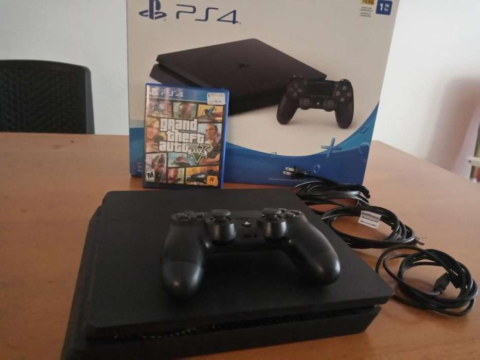 Play Station 4 Super Slim 1tb