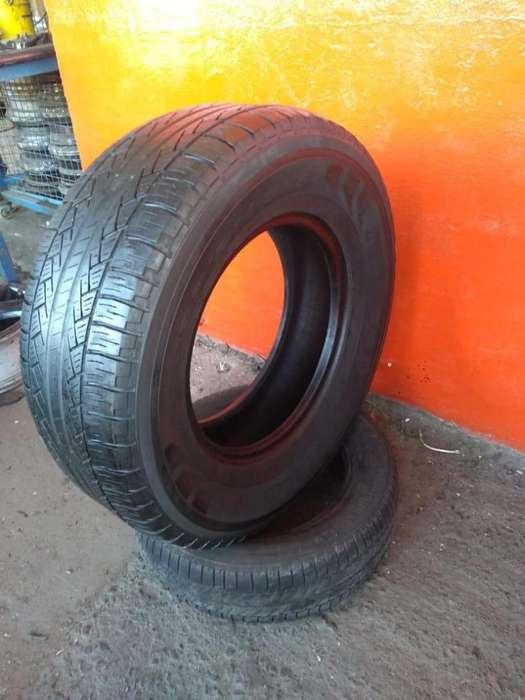 Neumático 255/70 r16 Pirelli usado