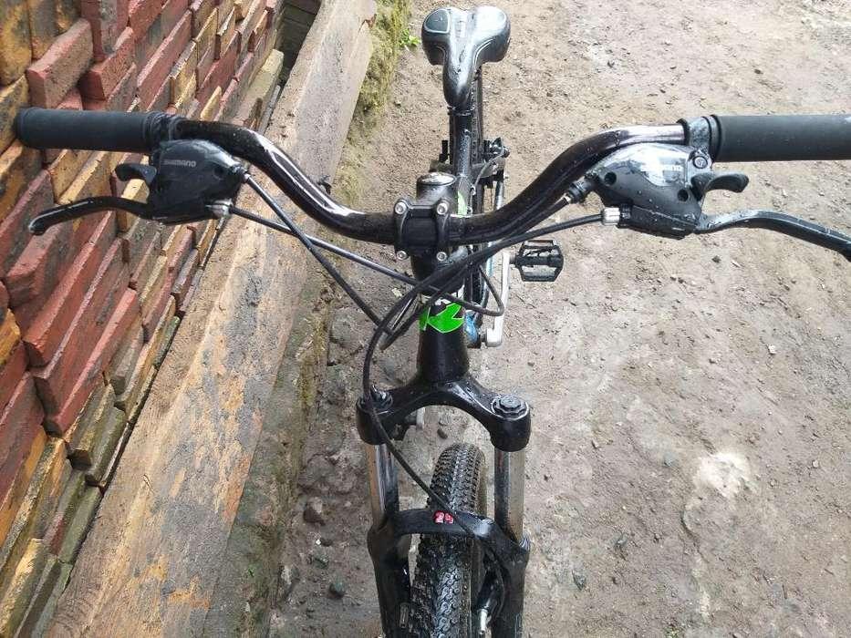 Bicicleta Bkr