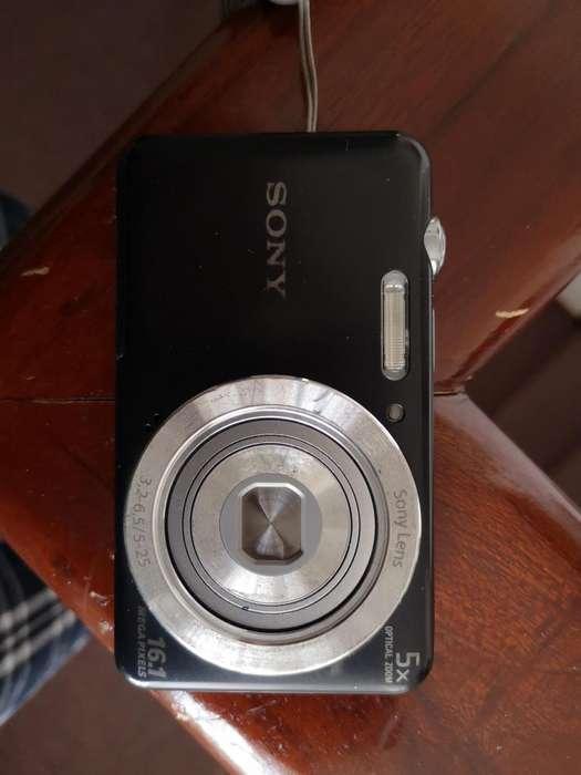 Cámara Digital Sony Dsc-W 710 - 16,1Mp