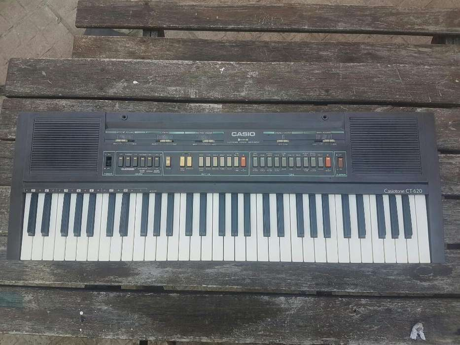 Organo Casio Ct 620 Oportunidad