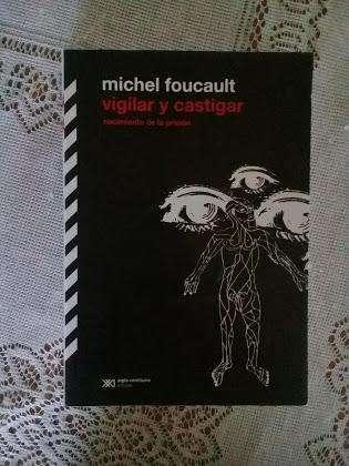 Michel Foucault vigilar y castigar/ excelente condiciones