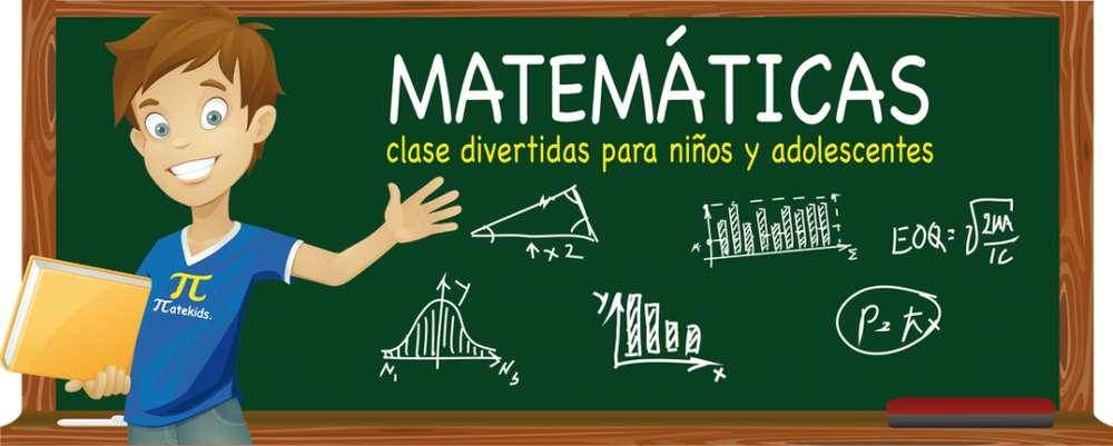 Clases Particulares a Domicilio de Matemáticas y Física Primaria y Secundaria Pre U y l,ll ciclo Universidad