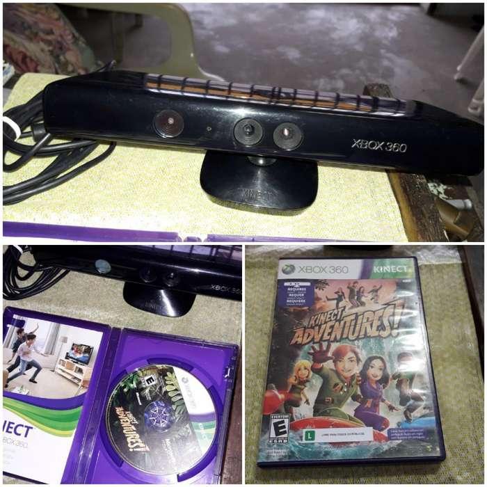 Kinect Mas Juegos para Xbox360 Slim
