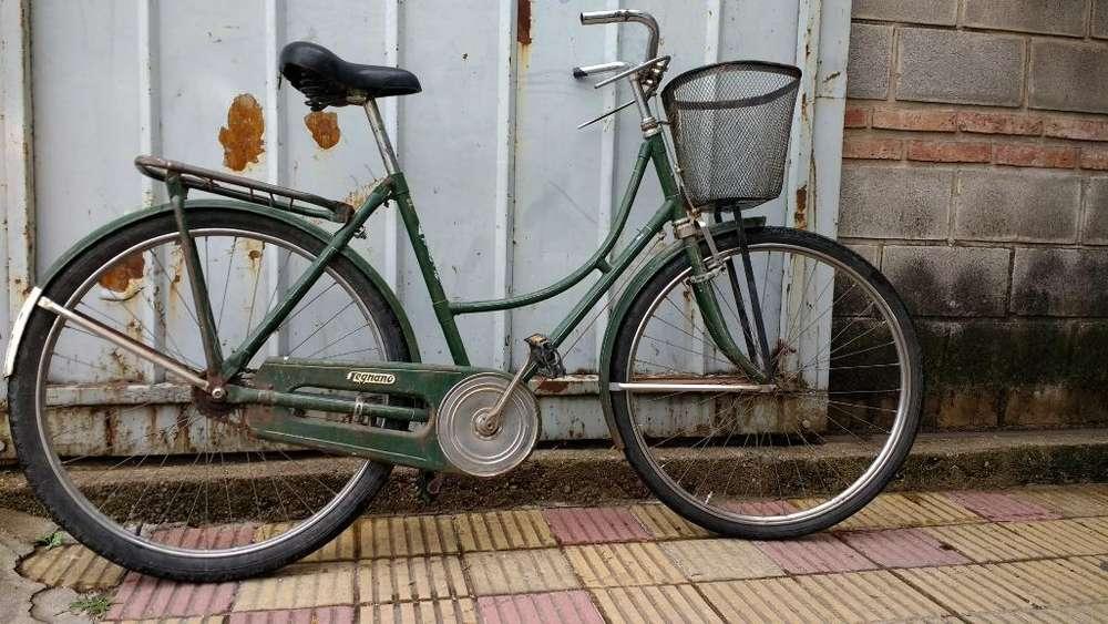 Bicicleta Inglesa Antigua Legnano