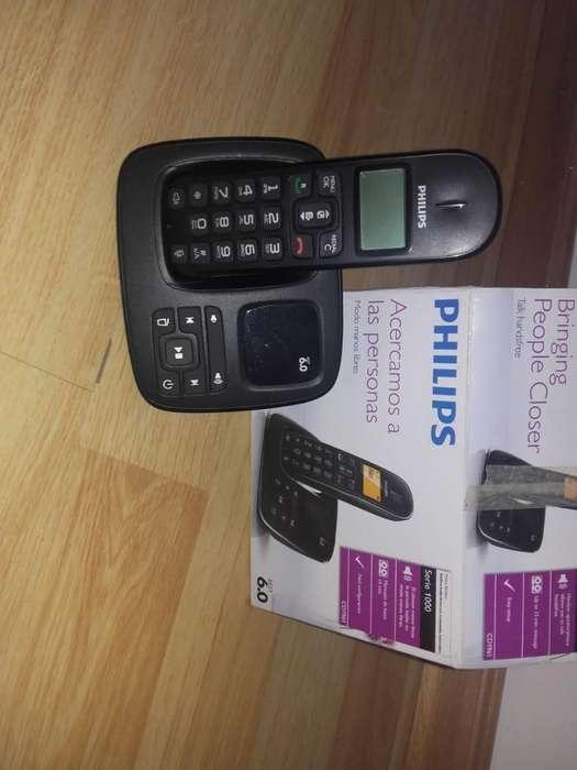 Vendo telfono inalambrico