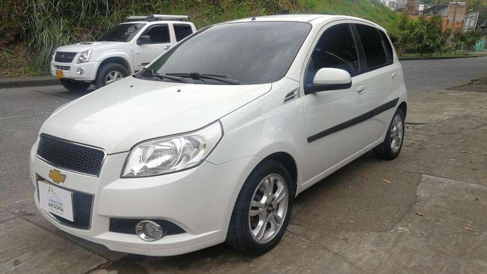 Chevrolet Aveo Emotion 2011 - 99000 km