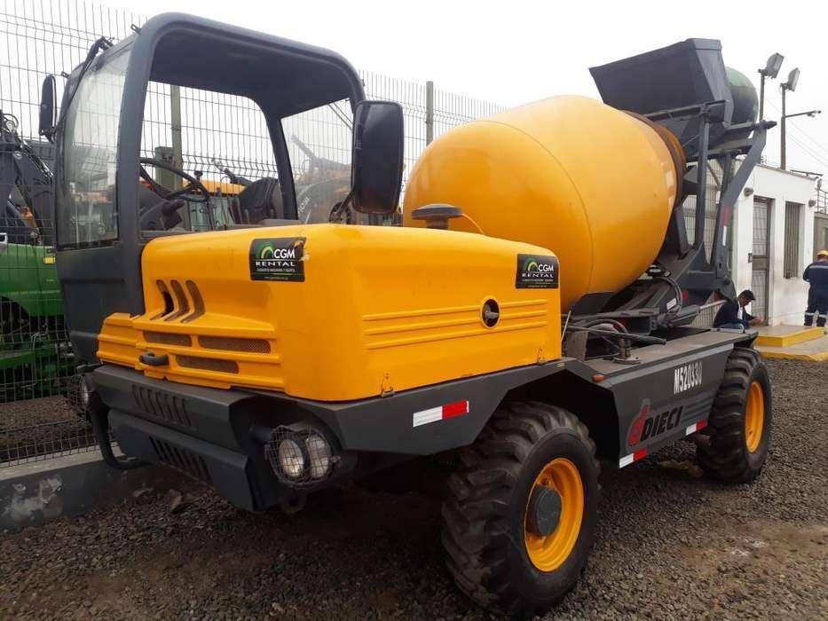 AUTO HORMIGONERA DIECI L3500 M520330
