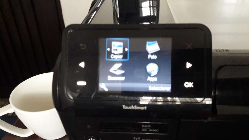 Hp Photosmart D110a Wifi Eprint Scaner