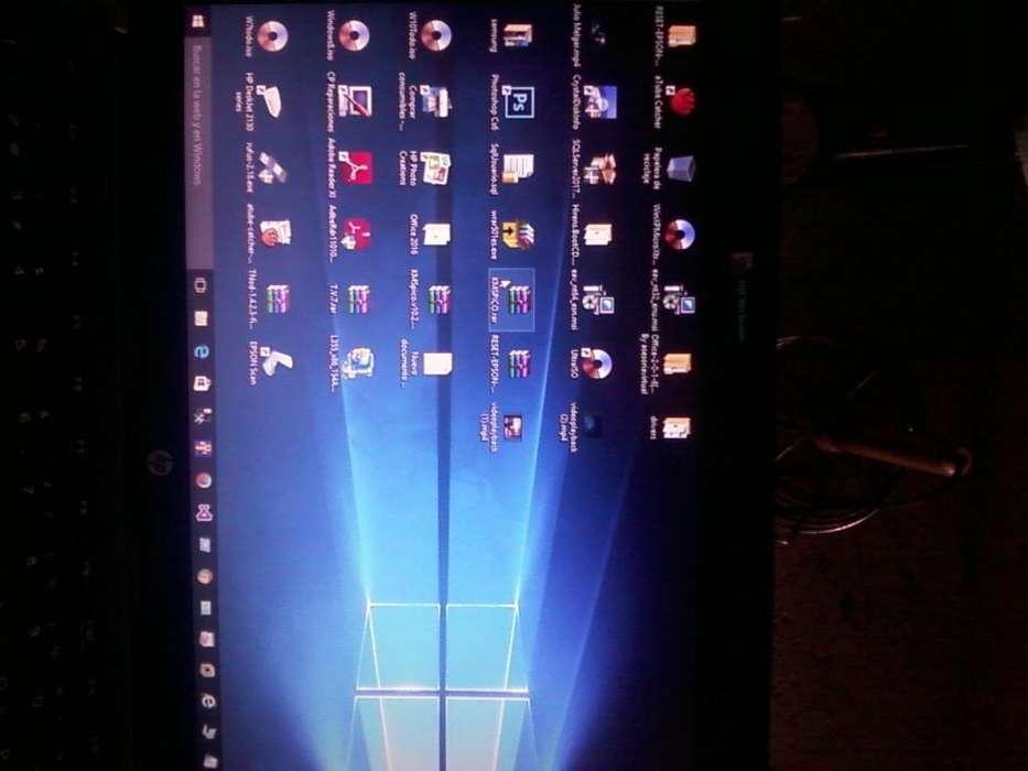 Laptop HP usada Probook 4430s en buen estado.