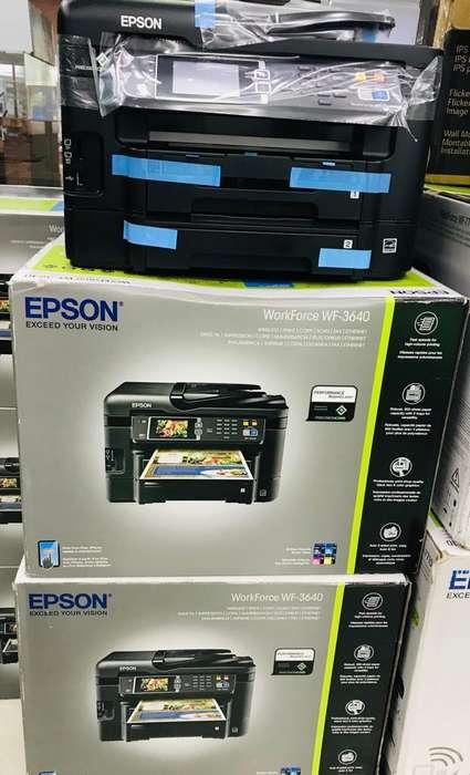 Imoresora Epson 3640