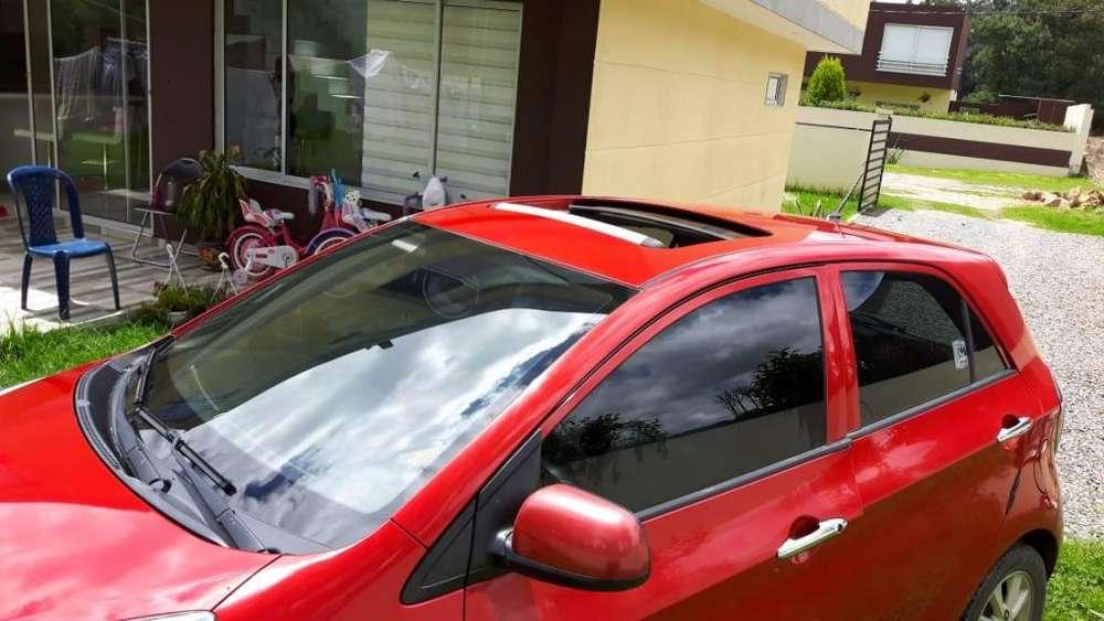 Kia Picanto 2013 - 64500 km