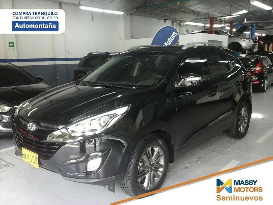 Hyundai Tucson ix-35 2014 - 76000 km