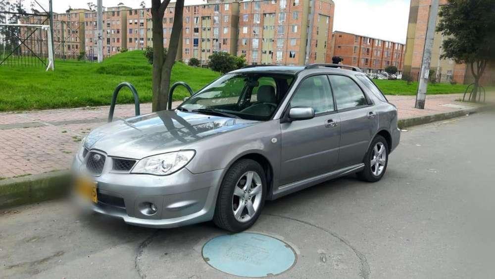 Subaru Impreza 2007 - 133000 km