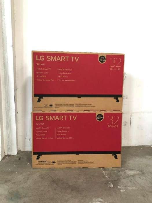 SMART TV / MARCA LG / 32PULGADAS / HD
