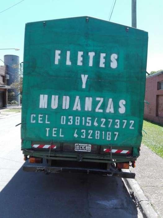 FLORENCIA FLETES Y MUDANZAS