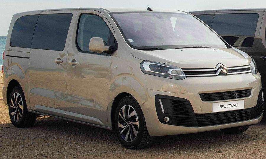 Citroën Spacetourer a patentar. Venta directa funcionario Peugeot Citroën