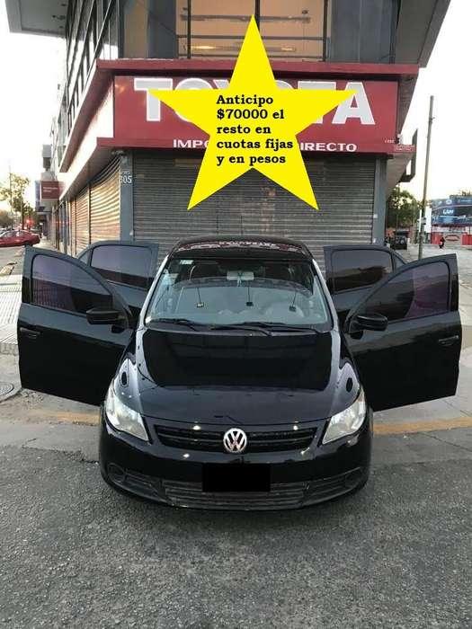 Volkswagen Gol 2009 - 83000 km