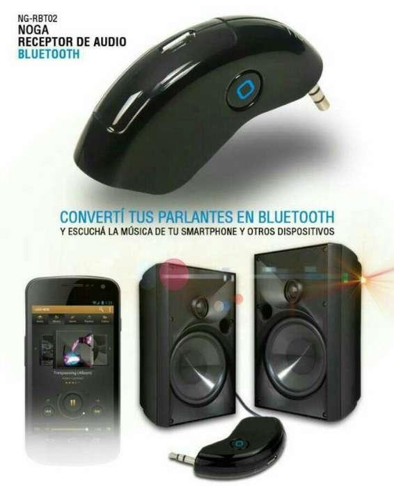 Receptor Audio Bluetooth