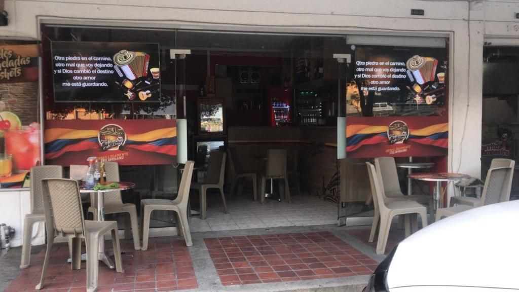 Venta de Bar ubicado en floridablanca