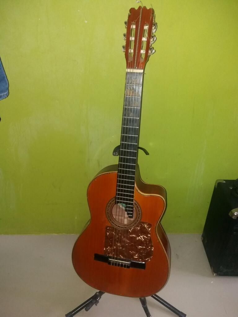 Guitarra Artesanal Muy Buen Sonido