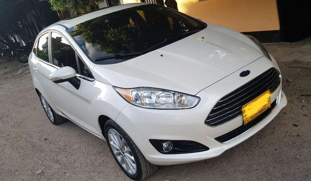 <strong>ford</strong> Fiesta  2017 - 19217 km