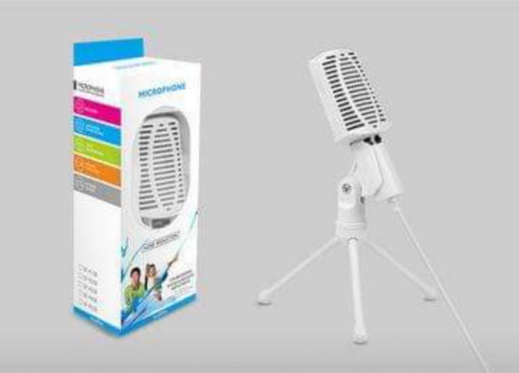 Microfono Cond. Youtube Gamer Sf940
