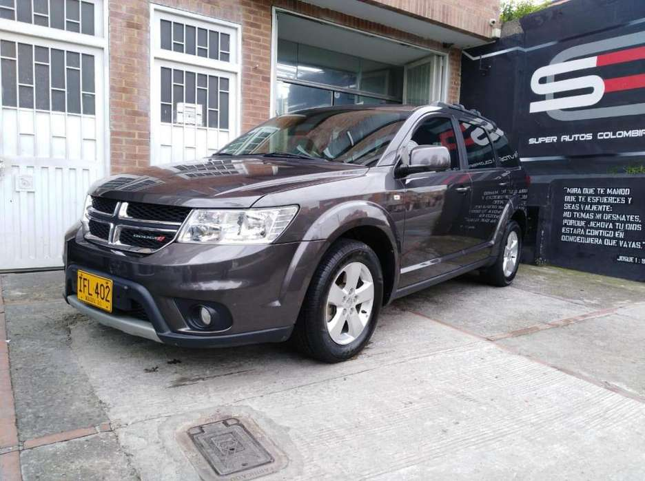 <strong>dodge</strong> Journey 2015 - 86000 km