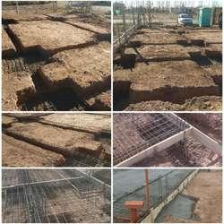 Se Realizan Trabajos de Albañileria