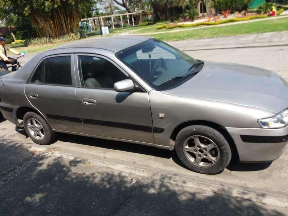 Mazda 626 2003 - 23958 km