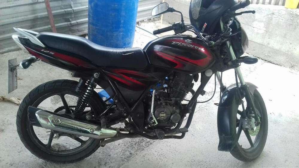 Moto Discover Bajaj 125