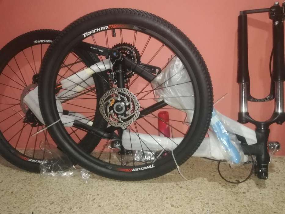 Bicicleta Chevrolet Tracker