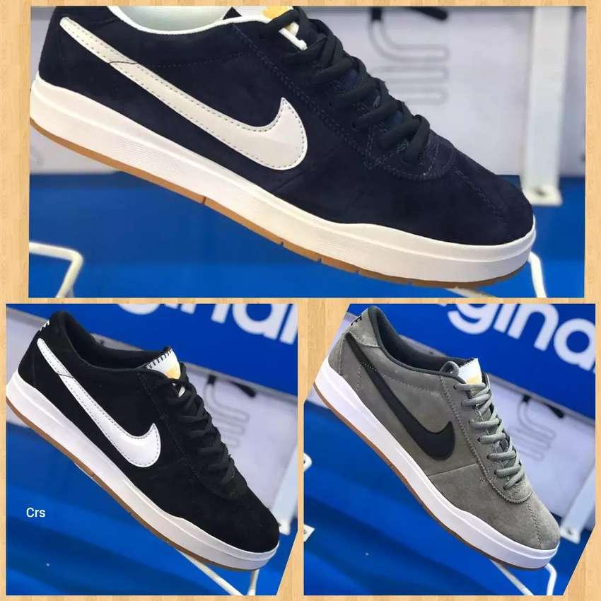 Temporizador Proceso miembro  Zapatillas Nike tabla gamusa hombre - Zapatos - 1104074174