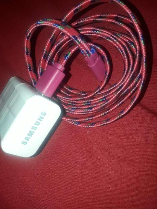 Super Promo Cargador con Cable Usb