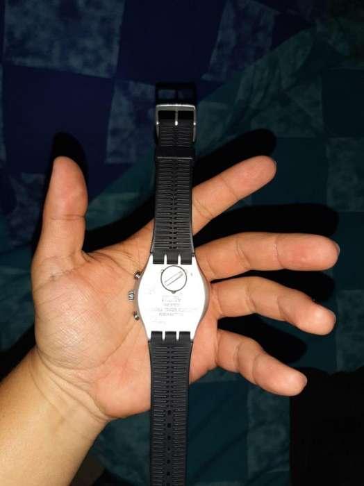 VENDO RELOJ SWATCH ORIGINAL POR REPARAR INF:3014149218