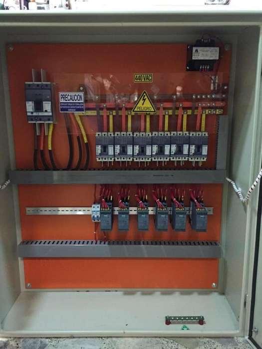 ARMARIO ELECTRICO SIEMENS 6 CIRCUITOS 220V