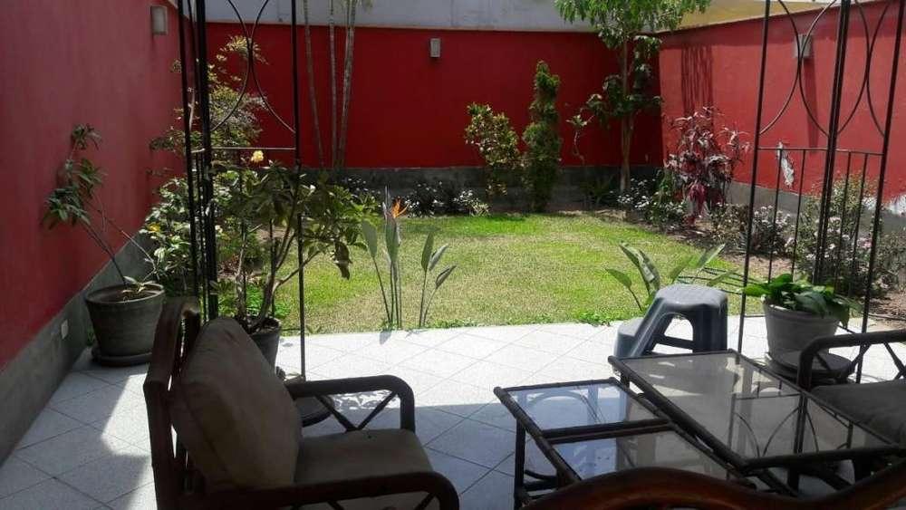 Venta Linda Casa en Surco Cerca Colegio La Inmaculada