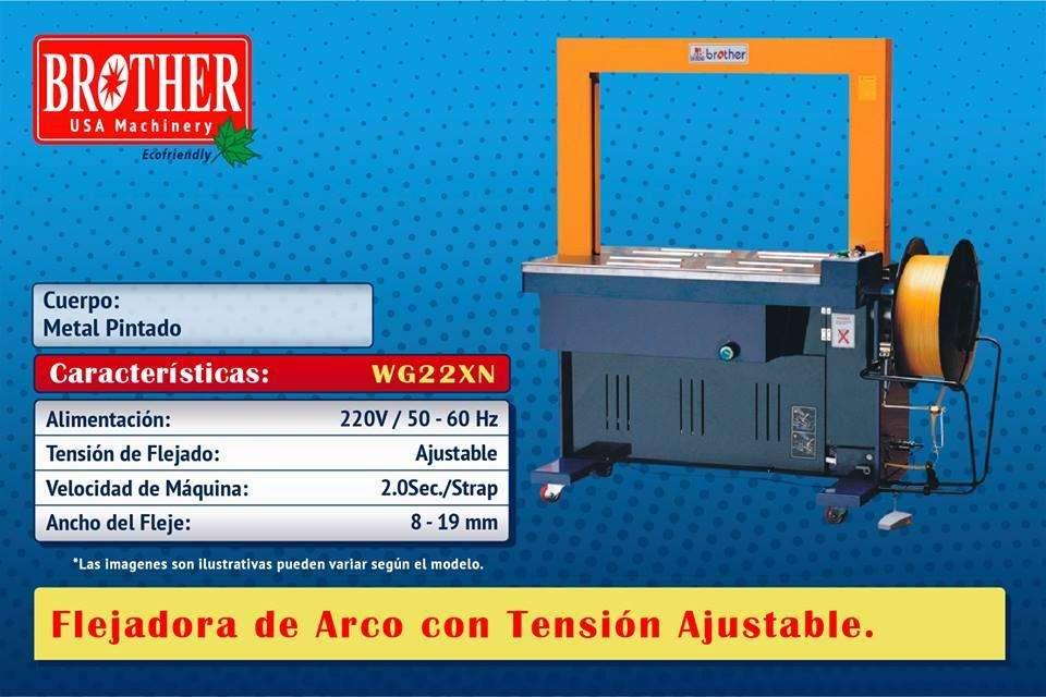 Enzunchadora automática WG-22XN