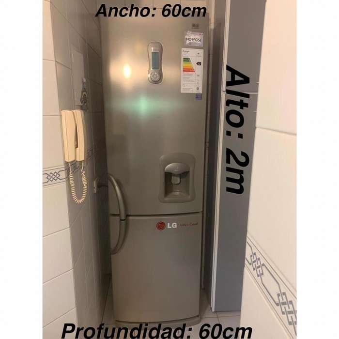 Heladera Lg Gr-459gtk Inverter No Frost